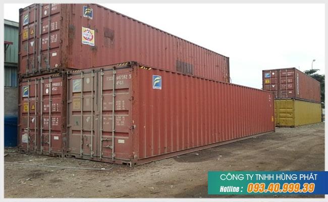 Mua bán container cũ các loại