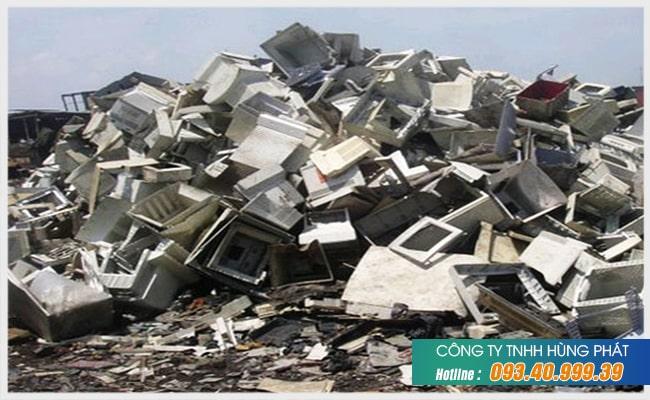Hình ảnh rác thải công nghiệp