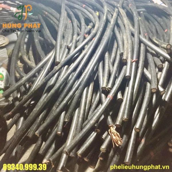 Thu mua dây cáp điện cadivi Hùng Phát
