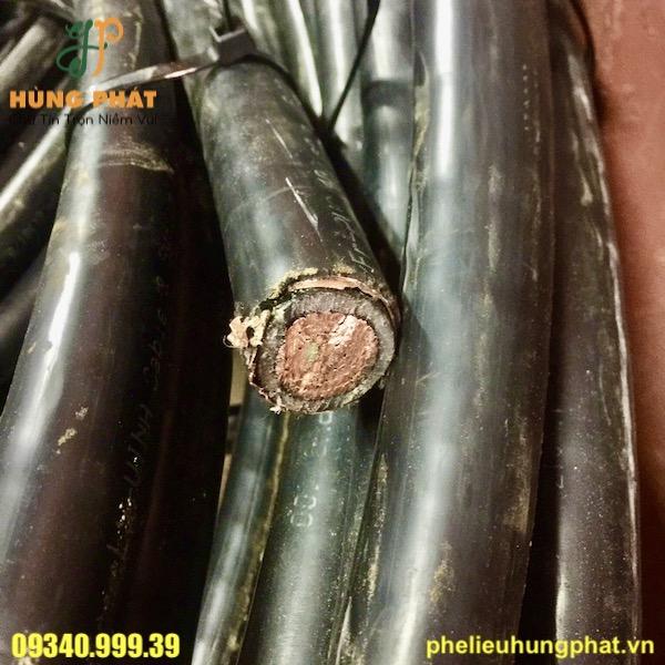 Thu mua dây cáp điện 1 lõi Hùng Phát
