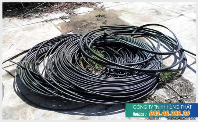 Dây cáp điện là một tro ng những loại phế liệu được thu mua với giá cao nhất