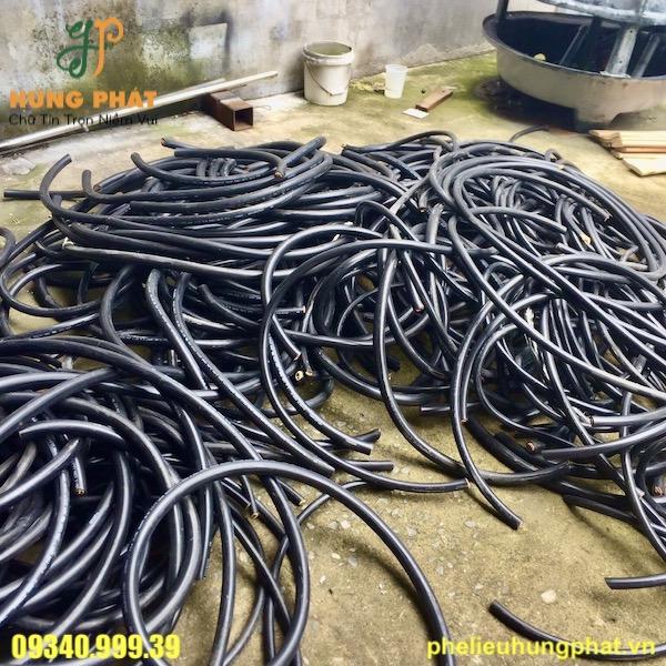 Hùng Phát chuyên thu mua dây điện cũ các loại