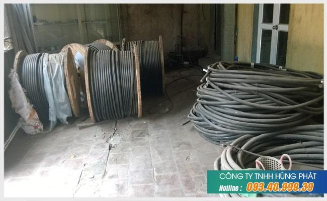 Phế liệu Hùng Phát thu mua dây điện cũ tận nơi tại khu vực miền Nam và toàn quốc.