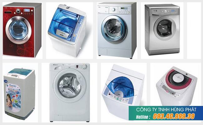 Thu mua máy giặt hư cũ nhanh chóng