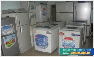 Nhận thu mua máy giặt cũ các loại