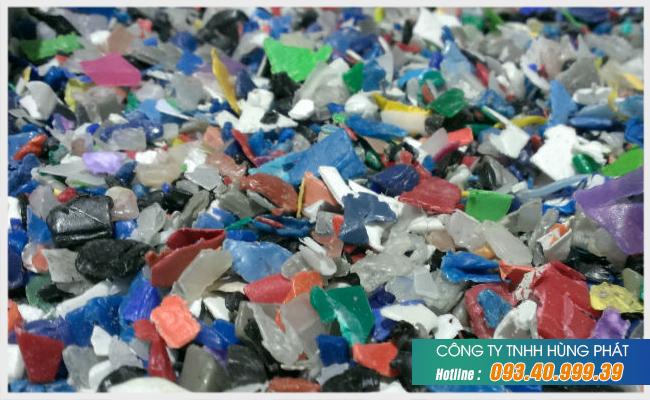 Thu mua nhựa phế liệu các loại tận nơi