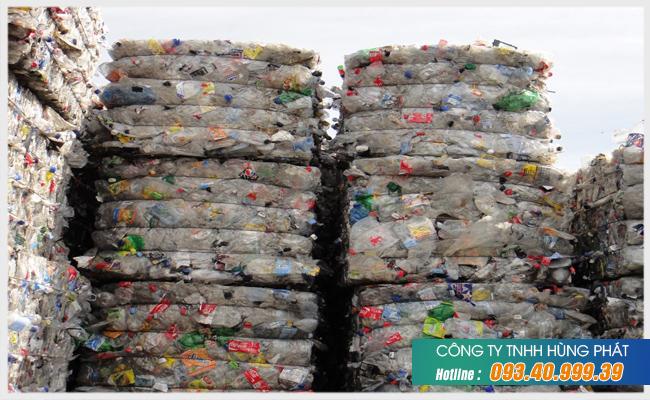 Thu mua phế liệu nhựa PET