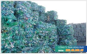 Thu mua nhựa PVC phế liệu