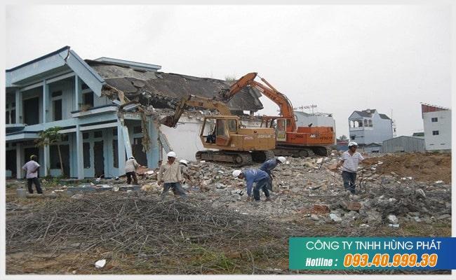 Thu mua xác nhà tại TPHCM