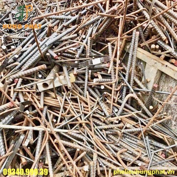Thu mua sắt thép phế liệu Hùng Phát