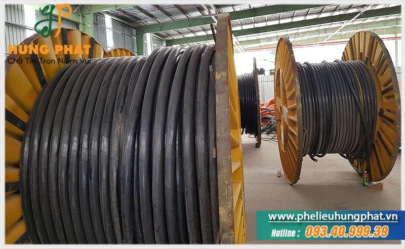 Chuyên thu mua dây điện mới các loại giá cao tại TPHCM 1